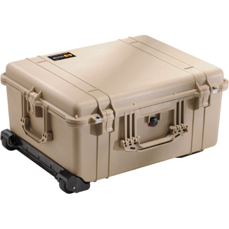 Pelican Products Equipment Case 22-3/16