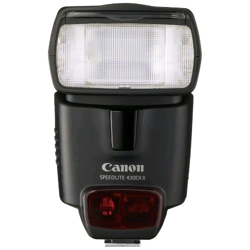 Canon 430EX II Speedlite TTL Shoe-Mount Flash for Canon Digital SLR Cameras
