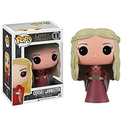 Funko - Game of Thrones Series 2 Cersei Lannister Vinyl Figure