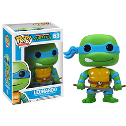 Toy - POP - Vinyl Figure - Teenage Mutant Ninja Turtles - Leonardo