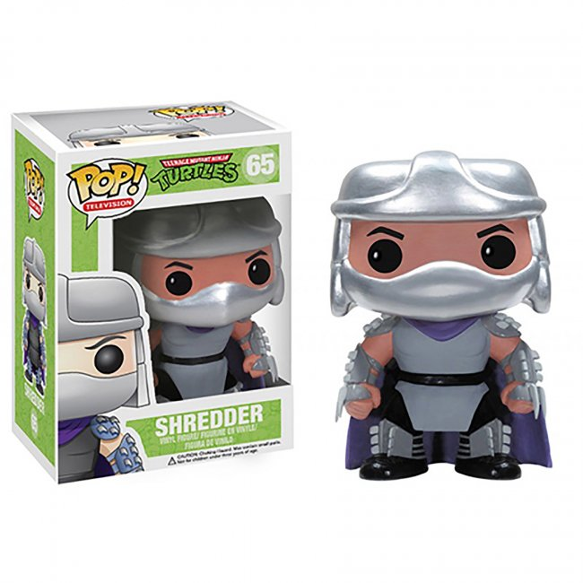 Toy - POP - Vinyl Figure - Teenage Mutant Ninja Turtles - Shredder