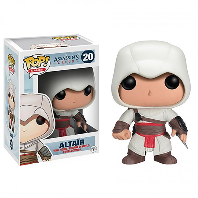 Toy - POP - Vinyl Figure - Assassin's Creed - Altair