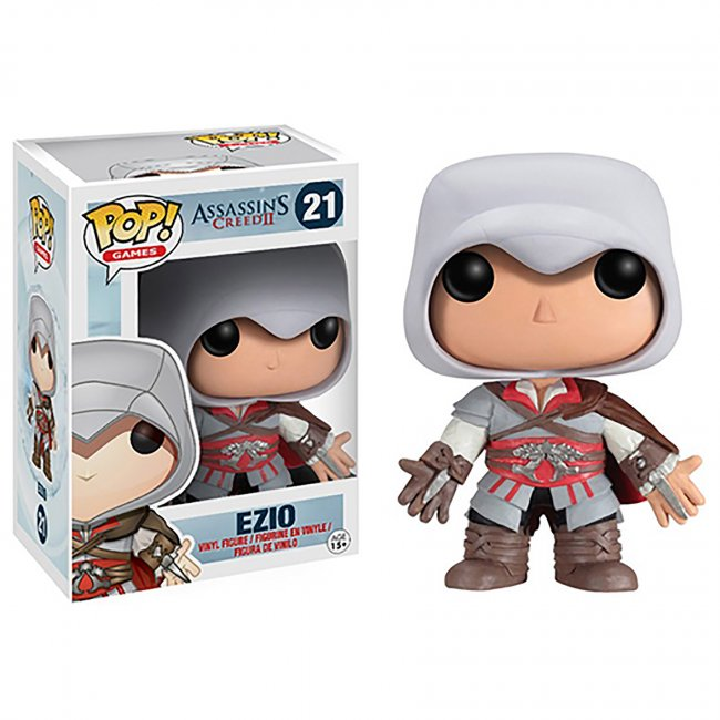Toy - POP - Vinyl Figure - Assassin's Creed - Ezio