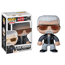 Toy - POP - Vinyl Figure - Sons of Anarchy - Clay Morrow