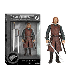 Toy - Vinyl Figure - Game of Thrones - Legacy Collection - Ned Stark