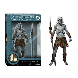 Toy - Vinyl Figure - Game of Thrones - Legacy Collection - White Walker