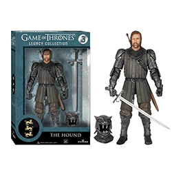 Toy - Vinyl Figure - Game of Thrones - Legacy Collection - The Hound