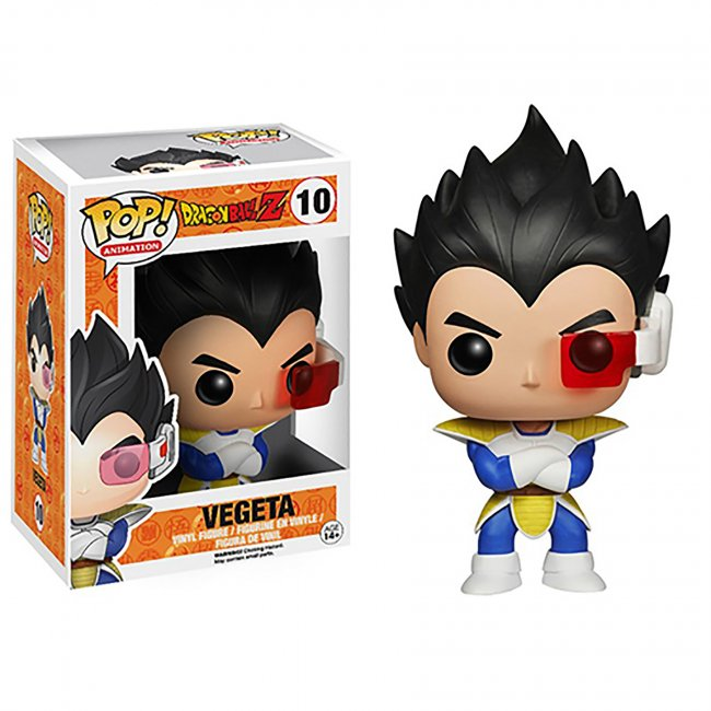 Toy - POP - Vinyl Figure - Dragon Ball Z - Vegeta