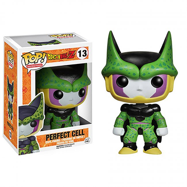 Toy - POP - Vinyl Figure - Dragon Ball Z - Perfect Cell