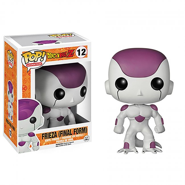 Toy - POP - Vinyl Figure - Dragon Ball Z - Final Form Frieza