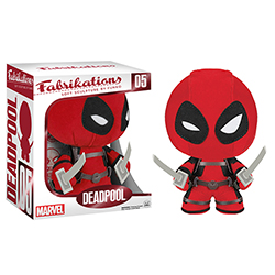 Toy - Marvel - Fabrikations Plush - Deadpool