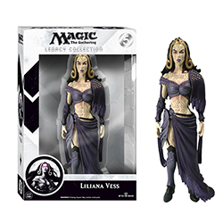 Toy - Vinyl Figure - Magic The Gathering - Legacy Collection - Liliana Vess