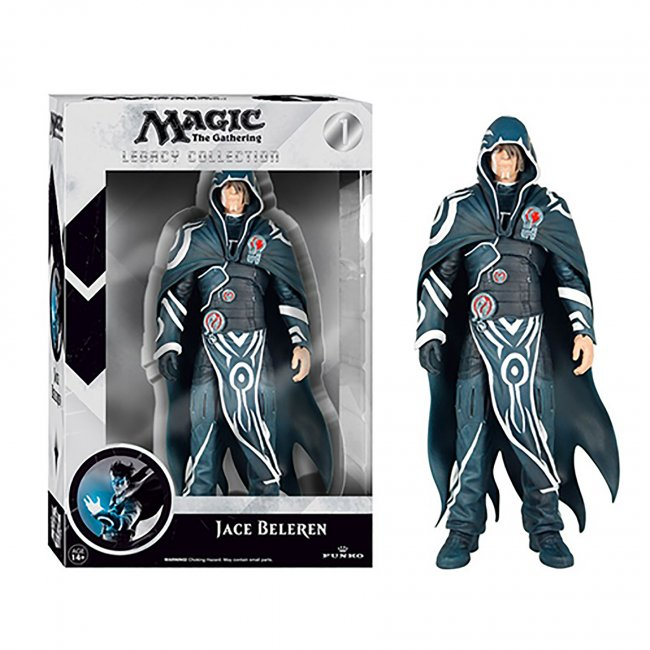 Toy - Vinyl Figure - Magic The Gathering - Legacy Collection - Jace Beleren