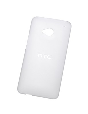 HTC Translucent Case for HTC One - Frost