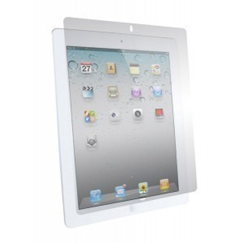ScreenGuardz HD Anti-Glare Screen Protector for Apple iPad 3 - Clear