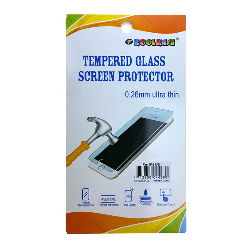 Cell Armor Glass Screen Protector. Clear LGSTYLO3