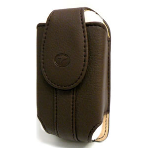 Cell Armor Vertical Pouch for Motorola K1 (Brown)