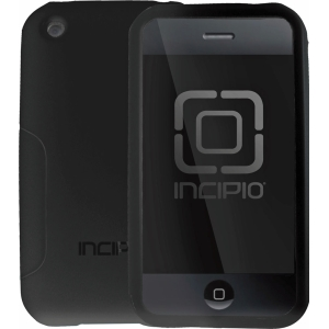 New Black duroSHOT 3 Part Carry Case for iPhone 3G 3GS