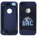 Unlimited Cellular College Rocker Series Case for Apple iPhone 5S (North Carolina Tar Heels)