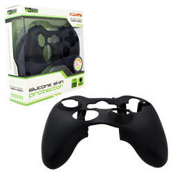 KMD - Silicone Skin Controller for Xbox 360 - Black