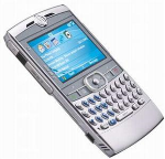 Motorola Q Cell Phone, Bluetooth, Camera, for Page Plus - Silver