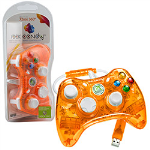 Xbox 360 - Controller - Rock Candy - Orange (PDP)