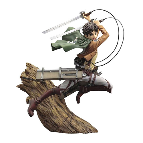 Toy - Kotobukiya - Action Figure - Attack on Titan - Eren Yaeger Figure
