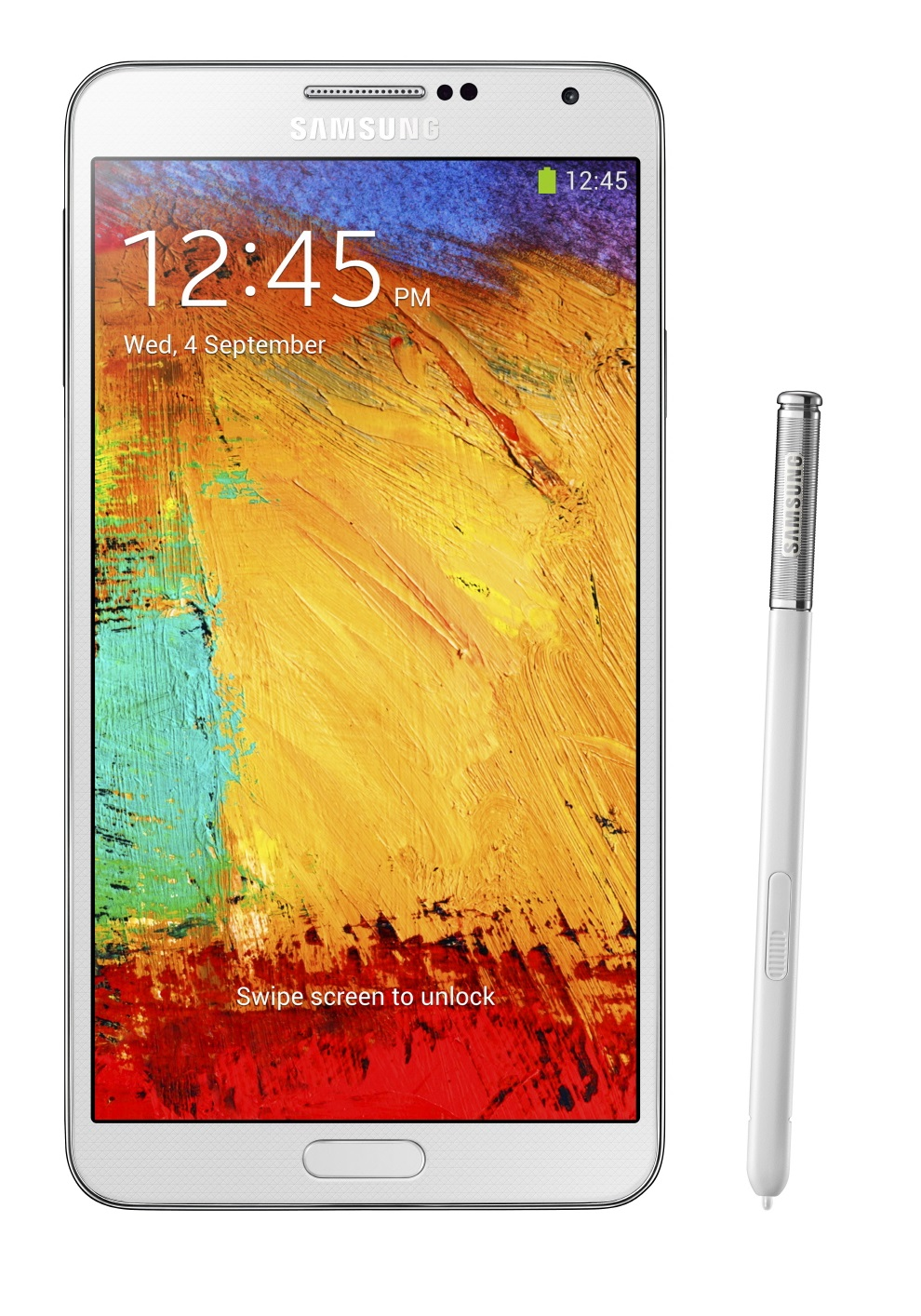 Samsung Galaxy Note 3 N9000 32GB Unlocked GSM Android Cell Phone - White
