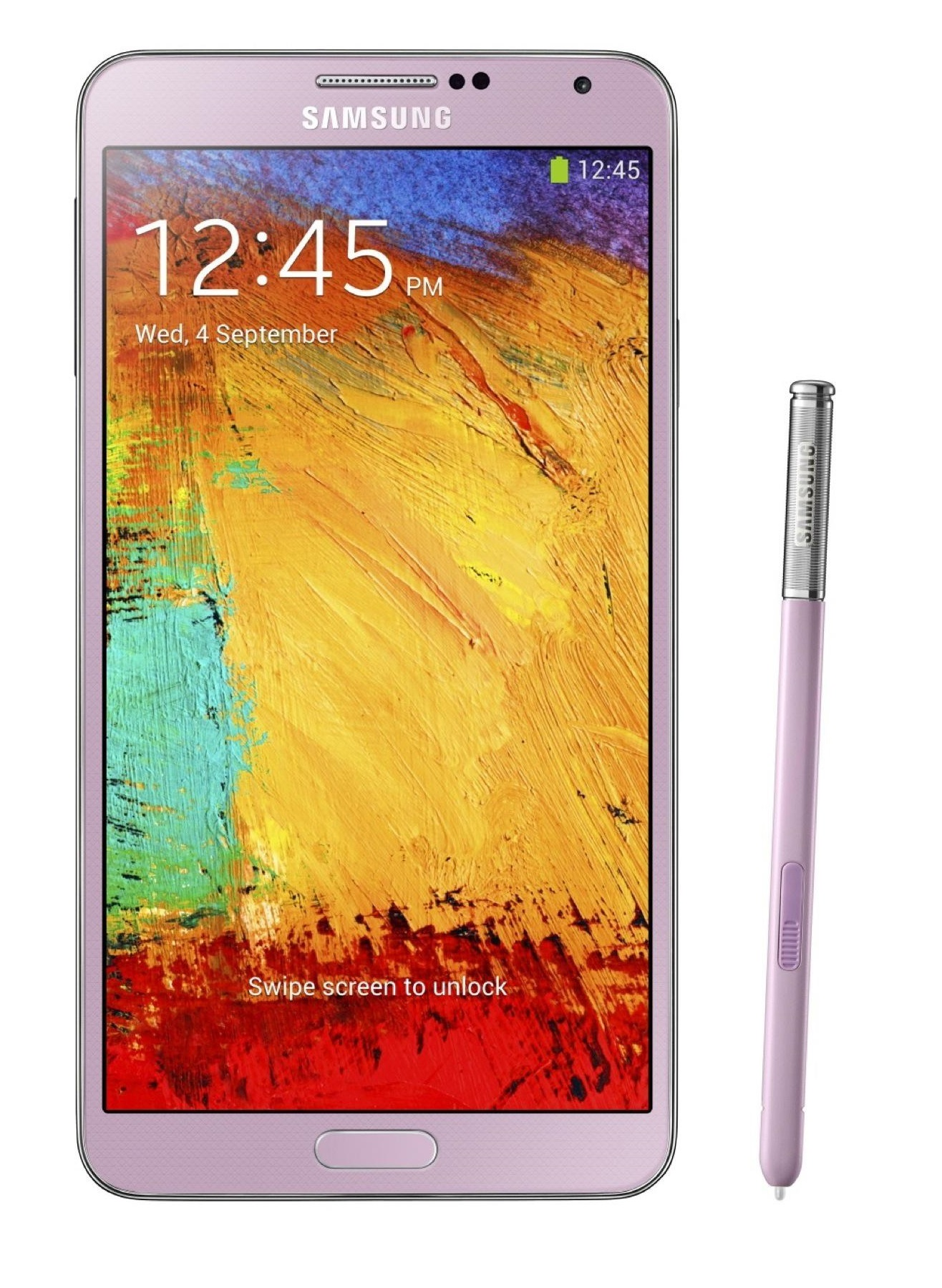 Samsung Galaxy Note 3 N9000 32GB Unlocked GSM Android Cell Phone - Pink