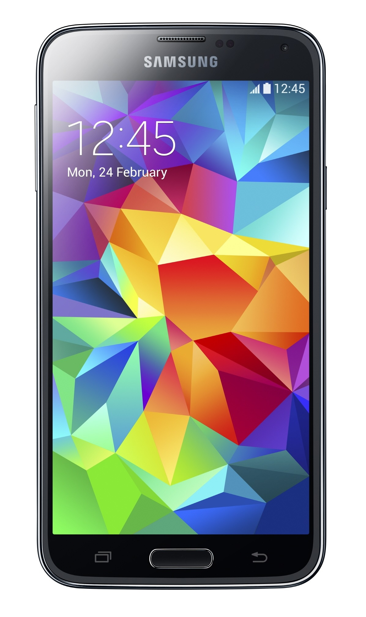 Samsung Galaxy S5 G900H 16GB Unlocked GSM Octa-Core Android Phone - Blue