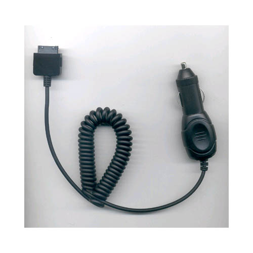 Unlimited Cellular Car Charger for Microsoft Zune MP3 Player
