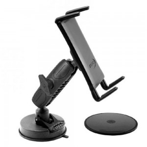 Arkon - Heavy Duty Dashboard /Windshield Mount for Phones & Tablets Up To 7 1/2