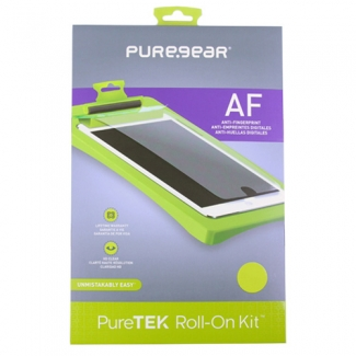 APPLE IPAD MINI 2/3 PUREGEAR PURETEK ROLL ON SCREEN PROTECTOR RETAIL READY - ANTI-FINGER
