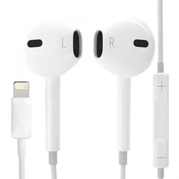 Original Apple EarPods with Lightning Connector - White