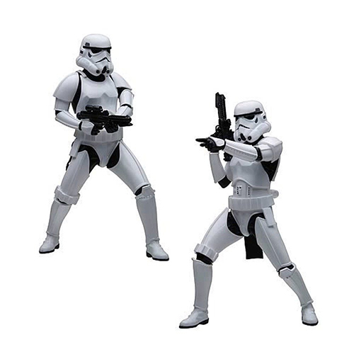 Toy - Kotobukiya - Action Figure - Star Wars - Storm Trooper Two Pack