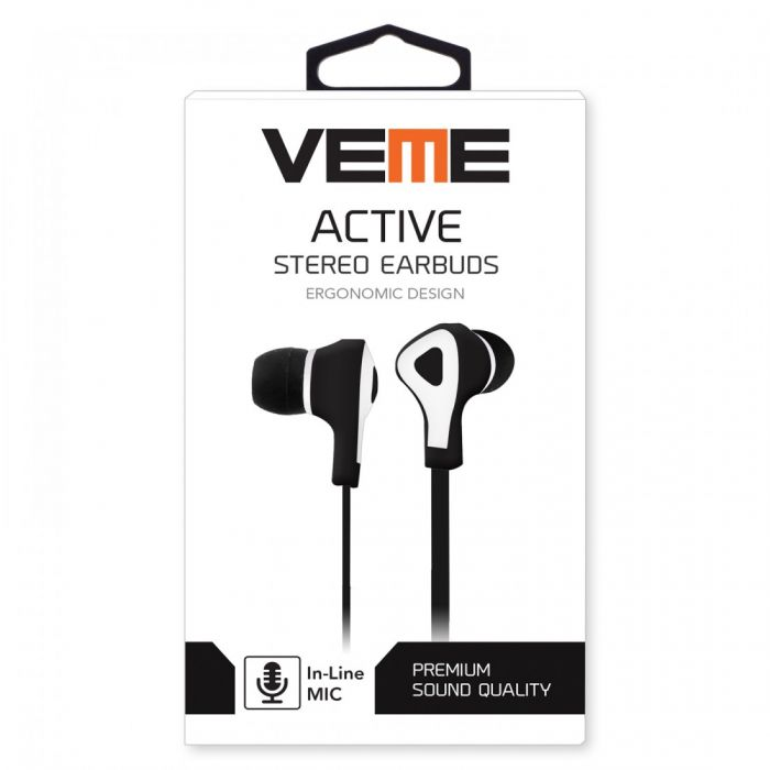 veme active series stereo tangle
