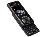 LG VX8500 Chocolate Cell Phone, Bluetooth, Speaker, for Verizon (Black )