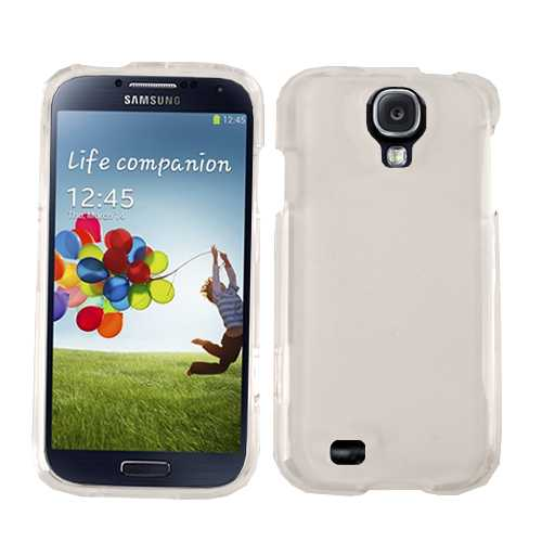 Unlimited Cellular Snap-On Case for Samsung Galaxy S4 (Trans. Clear)