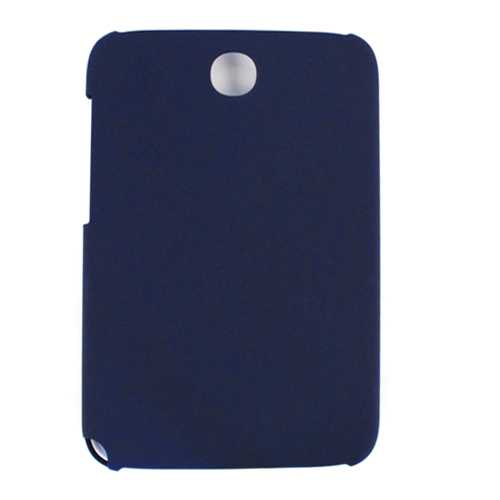 Unlimited Cellular Hybrid Fit On Case for Samsung Galaxy Note 8.0 (Honey Navy Blue, Leather Finish)