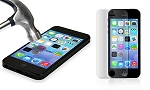 KuKu Premium Tempered Glass Screen Protector for Apple iPhone 5/5s (0.33mm)