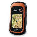 Garmin eTrex 20 Worldwide Handheld GPS Navigator (Orange)