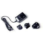 Garmin AC Charger with International Adapters for nuvi