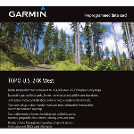 Garmin Topo U.S. 24K West - California & Nevada - Micro SD/SD (010-C0949-00)