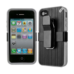 Puregear Utilitarian Smartphone Support System for Apple iPhone 4 / Iphone 4S (Black) - 02-001-01257