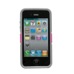 PureGear Utilitarian Case for Apple iPhone 4/4S (Pink)