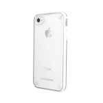 PureGear Slim Shell Case for Apple iPhone 4/4S (Coconut Jelly) - 02-001-01610