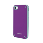 Puregear Slim Shell Case for Apple iPhone 4 (Passion Fruit) - 02-001-01615