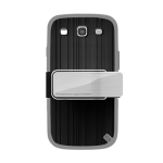 Puregear Utilitarian Smartphone Support System Case for Samsung Galaxy S3 (Black) - 02-001-01677