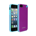 Puregear Slim shell Case for Apple iPhone 5 (Passion Fruit) - 02-001-01827