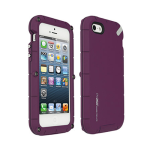 Puregear PX260 Extreme Protection System with Screen Protector for Apple iPhone 5 (Orchid Purple) - 02-001-01924
